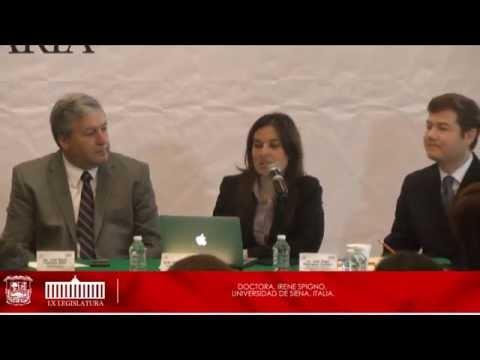 11/Marzo/15 Primer Coloquio de Análisis y Difusión Parlamentaria