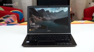 Acer Aspire S 13 Review: Disrupting the Ultrabook market