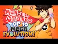 Top 10 Mega Evolutions (Pokémon X and Y)