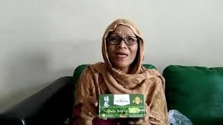 Kesaksian pengguna teh hijau mutiara