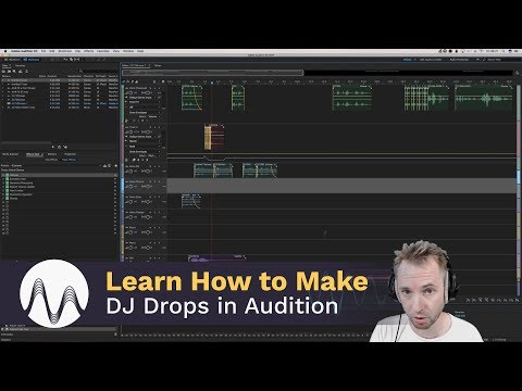 How to Make DJ Drops in Adobe Audition
