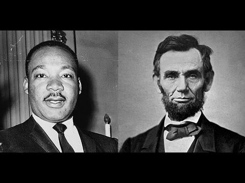 a comparison of the politics philosophy and impact of abraham lincoln and martin luther king jr What were martin luther king's abraham lincoln, and fdr and changed a political what are some of the lesser known accomplishments of martin luther king jr.