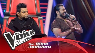 Ishura jayaneththi - Sinhabumi  Blind Auditions | The Voice Sri Lanka