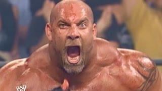 Brock Lesnar Vs Goldberg  Wrestlemania 2016 720p HD