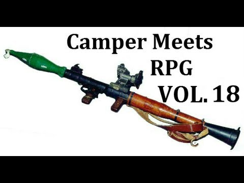 Modern Warfare 3: Camper Meets RPG Vol. 18 (MW3 Gameplay)