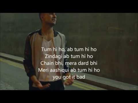 Arjun Tum Hi Ho Lyrics video