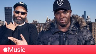 Big Shaq and Ebro Darden on Beats 1 [Excerpt]