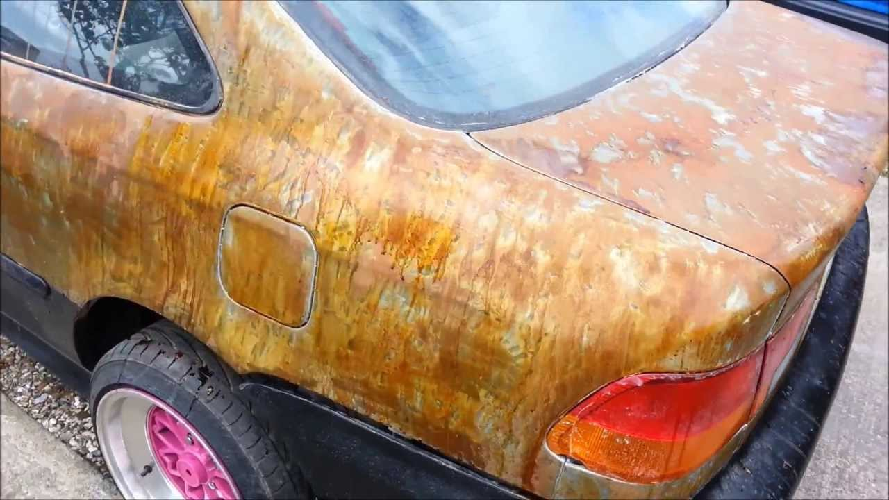 How To Paint Your Car On The Cheap