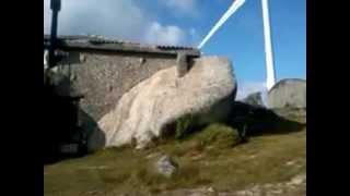 Каменный дом в горах Фафи, Португалия