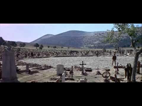"""Сцена из легендарного фильма-""""Хороший,плохой,злой"""""""