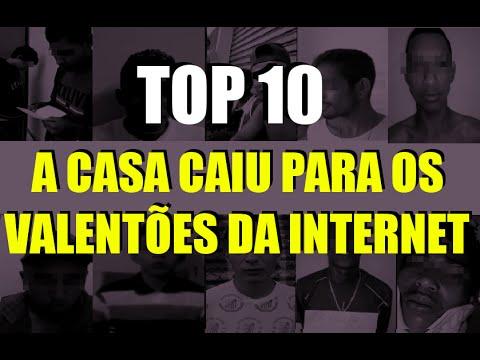 TOP 10: SE DERAM MAL AO AMEAÇAR POLÍCIA NA INTERNET EM 2016 - Apoio Policial