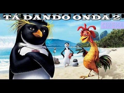 Tá Dando Onda desenhos animados em portugues completos