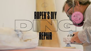 How To Fix a Buckled Surfboard | SURFER | Roper