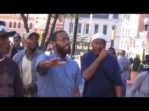 ISUPK BLAST MOORISH AMERICAN in BALTIMORE - HEBREW ISRAELITES