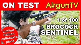 REVIEW: Brocock Sentinel PCP air rifle