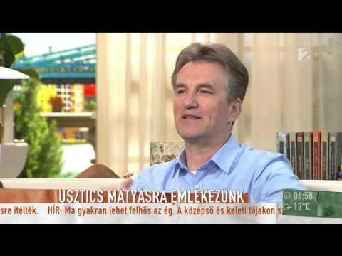 Usztics Mátyás halálhíre megdöbbentette színésztársait - tv2.hu/mokka