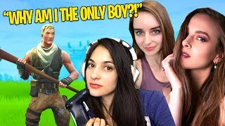 Kid Confused by Voice Actor in Fortnite