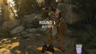 For Honor 1v1 Tournament 3 - TOP 16 (AN OLD