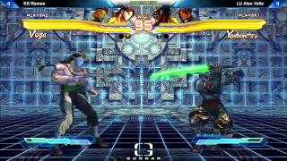 SFxT KS Ramos vs LU Alex Valle - Capcom-Cup 2013