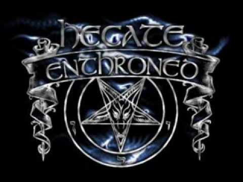 Hecate Enthroned - Thy Sorrow Bequeathed