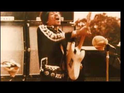 Jimi Hendrix - Mrbad Luck