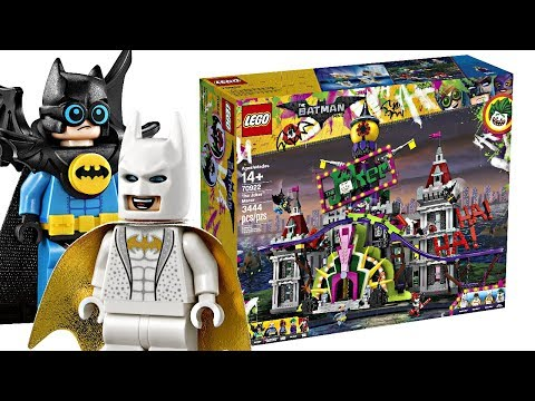 LEGO Batman Movie The Joker Manor set - My Thoughts!