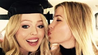 What You Didn't Know About Ivanka & Tiffany Trump