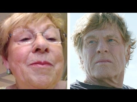 Robert Redford in All Is Lost - MY MOM ON MOVIES (Ep. 30)
