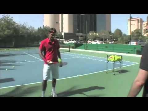 Fabrication Balle de Tennis de Balle de Tennis.flv