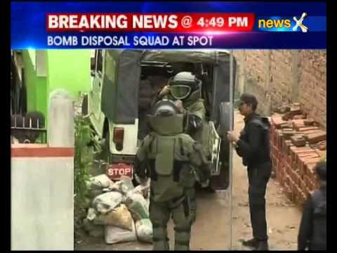 Explosives found in Patna, bomb disposal squad reached the spot