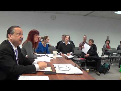 Chicago Election Board Meeting - 2016-04-05