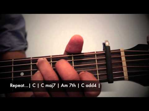 Jhuto Maya - The Edge Band (guitar Chords, How To Play) video