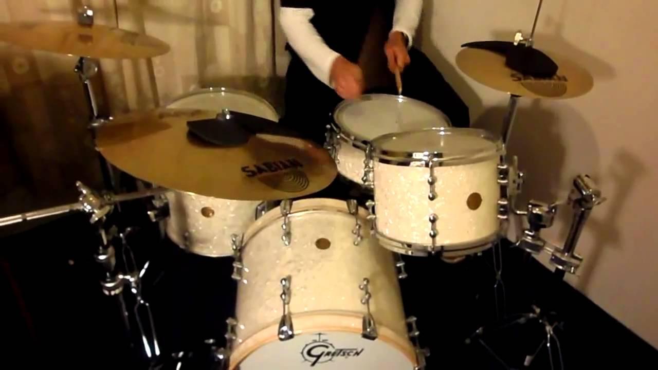 Gretsch New Classic Bop Gretsch New Classic Bebop Kit