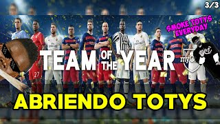 BUSCANDO TOTY´S CON MI HERMANO!! (3/3) | PES 2016 Online | MyClub - Ball Opening | Dieguiinn