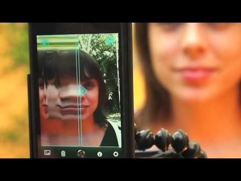 Slit-Scan Camera for iPhone tutorial