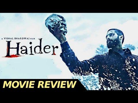 Haider - Full Movie Review | Shahid Kapoor | Shraddha Kapoor | Bollywood Movies Reviews video