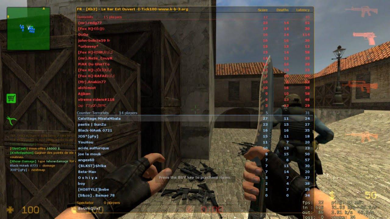 War3 server