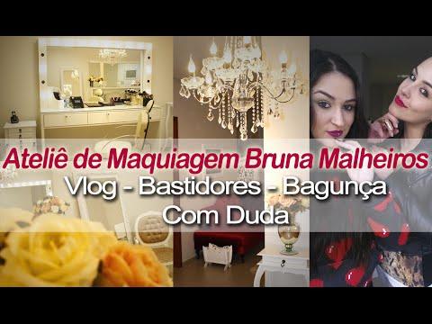 Ateliê Bruna Malheiros: Vlog - Bastidores - Bagunça ♥ Com Duda