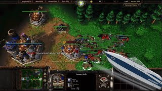 Warcraft III - Survival Chaos Quiero una lancha