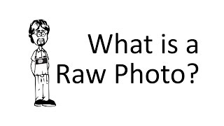 Ask David: What is a Raw Photo?