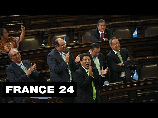 Guatemala: Congress strips president of immunity in political scandal