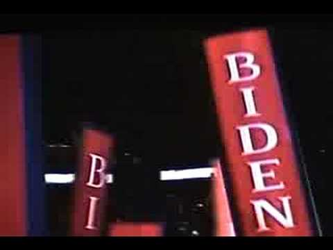 DEMOCRATIC NATIONAL CONVENTION 2008: BEAU BIDEN