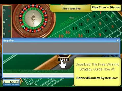 online casino roulette cheat
