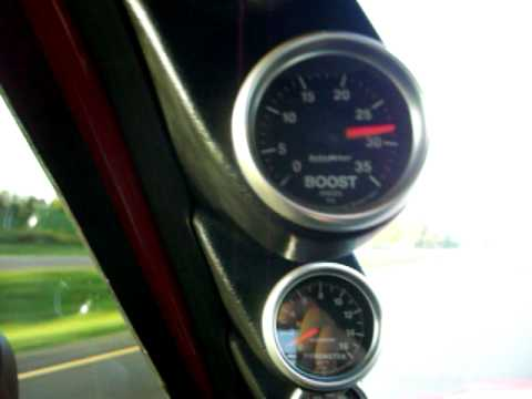Turbo Diesel Powerstroke Turbo Diesel Boost Gauge