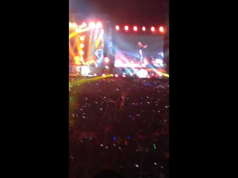 One direction concert in Baltimore, Maryland