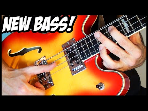 New Bass, New Funk Jam! video