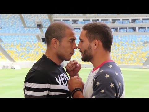 Fight News Now  UFC 179 Aldo vs Mendes 2 Velasquez Injured UFC 180 Werdum vs Hunt  Part 1