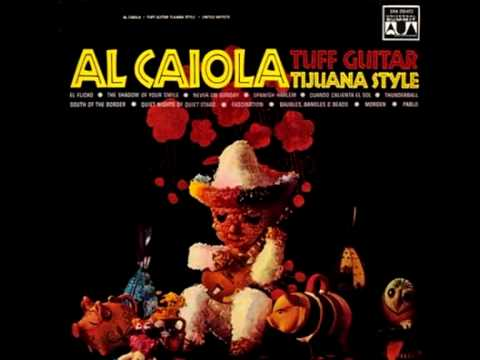 Al Caiola Tuff guitar