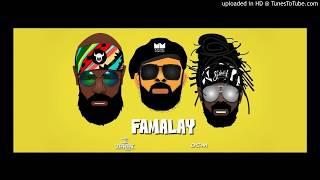 Machel Montano X Skinny Fabulous X Bunji Garlin Famalay 2019soca Official Audio