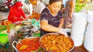 Tô hủ tiếu bò kho cực ngon hút cả khách Tây trong hẻm ở Sài Gòn (Chị Yến 7 ngày 7 món)
